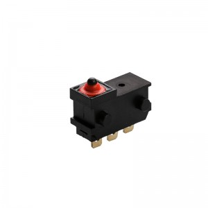 Waterproof mirco switch KW1A-04