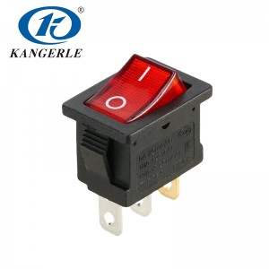 Rocker switch KCD1-106N