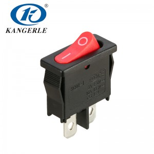 Rocker switch KCD1-110 2P