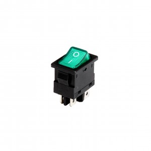 Rocker Switch KCD1-21NG