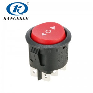 Rocker switch KCD1-226DV