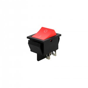 Rocker Switch KCD2-201