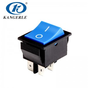 Rocker switch KCD2-21B