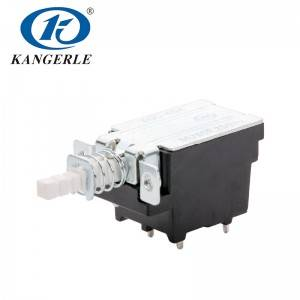 Straight key switch KEL-A04