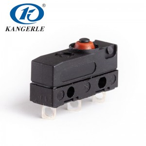 Waterproof micro switch 12v KEL-T0-F200