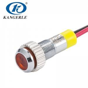 Indicator light 24v indicator led lights KEL6A-D 6FXO