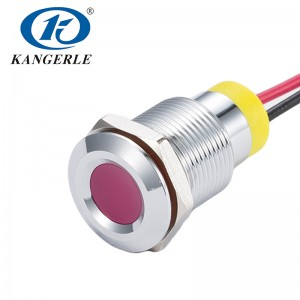 Led indicator light 220v indicator lamp KEL6A-D12CXRR