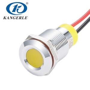 Small led indicator KEL6A-D12CXY