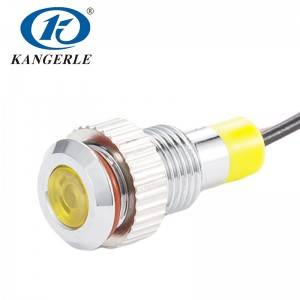 Indicator light 220v indicator pilot KEL6A-D8CY