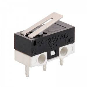 Lever micro switch ip67 micro switch KW10-1A-1A