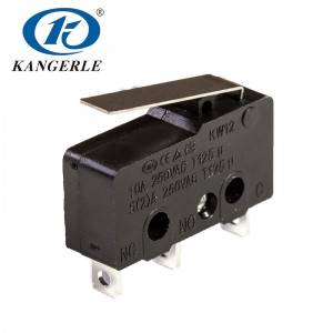 Limit micro switch KW12-3A-2A