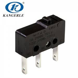 Burgess micro switch KW12-3A-B