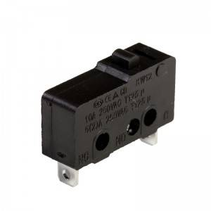 Micro switch smd waterproof micro switch 12v KW12-3B-A
