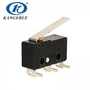 Micro switch KW12-5A-11E lever11