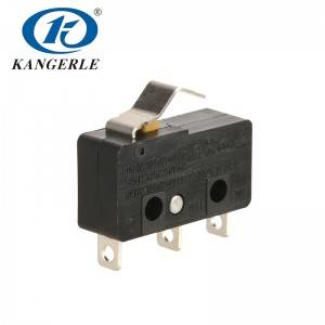Micro switch KW12-5A-15A lever 11