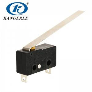 Micro switch KW12-5C-13A lever 42