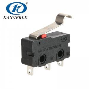 Micro switch KW12S-2A-4A