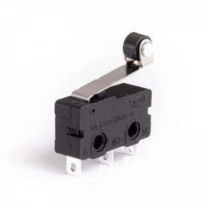 3 pin micro switch micro switch 12v KW12S-2A-6A
