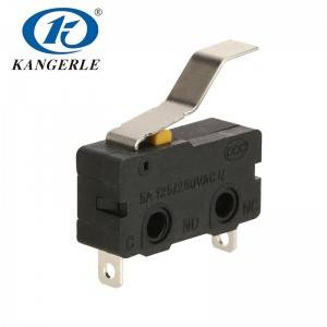 Micro switch KW12S-5B-9A