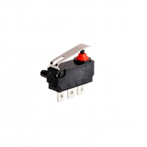 Waterproof Micro Switch KW2-1A-1A-B1