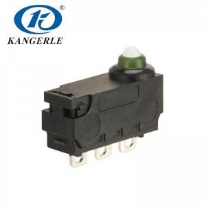 Waterproof switch KW2-1A-B-B-A