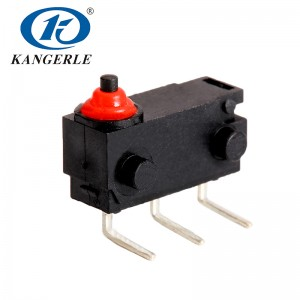 Waterproof  micro switch KW2-1A-F-B301