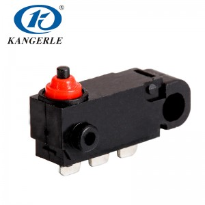 Waterproof  micro switch KW2-1A-H-M101