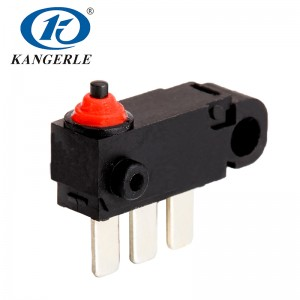 Ip67 waterproof micro switch KW2-1A-J-M101