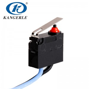 Ip67 waterproof micro switch KW2-1B-201-B301