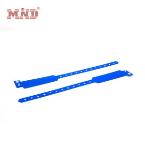 Factory wholesale Rfid Electronic Tag - RFID paper wristband – Mind