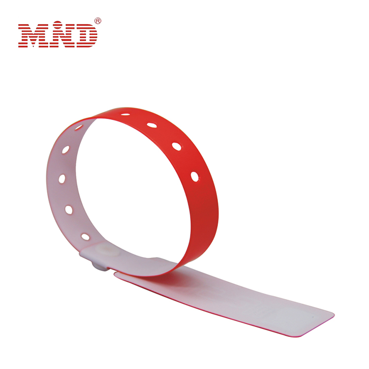 China Cheap price Rfid Tag Uhf - RFID disposable wristband – Mind