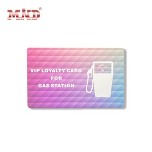 Hot sale Factory A5 Blank Cards - RFID industry project card – Mind