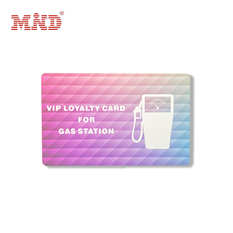 Fast delivery Pvc Magnetic Card - RFID industry project card – Mind