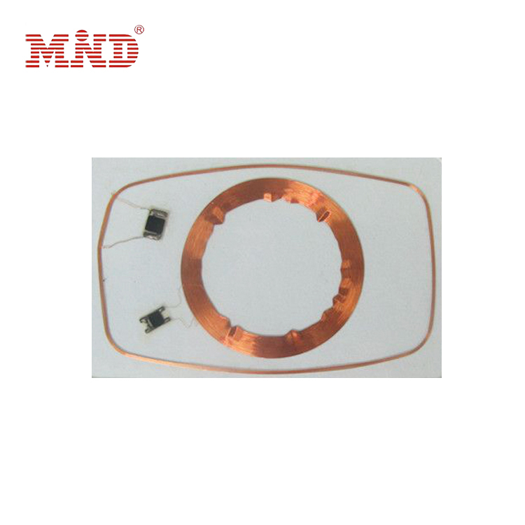 Factory directly supply Blank Library Card - Dual frequency rfid card/Hybrid card – Mind