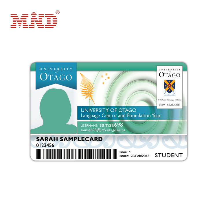 Good Wholesale Vendors Operation Wild Card Casino Royale - RFID industry project card – Mind