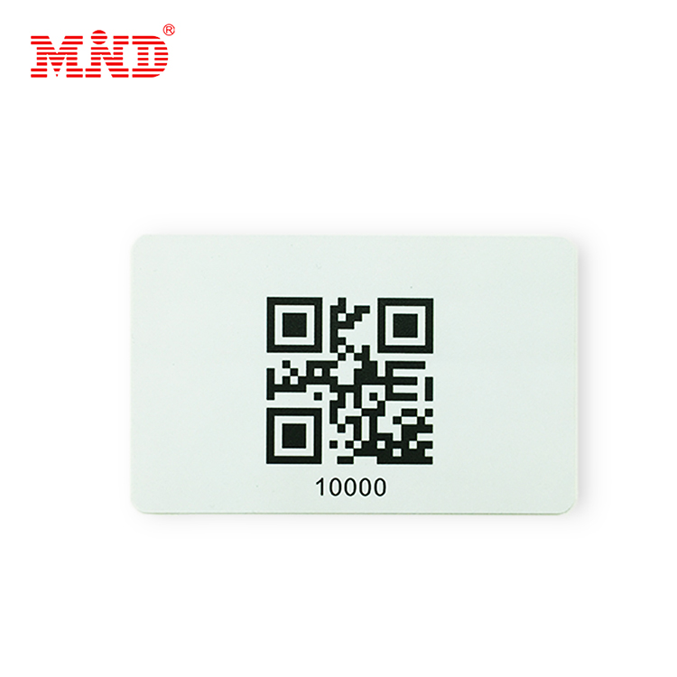 PriceList for Blank Table Place Cards - Barcode card – Mind detail pictures