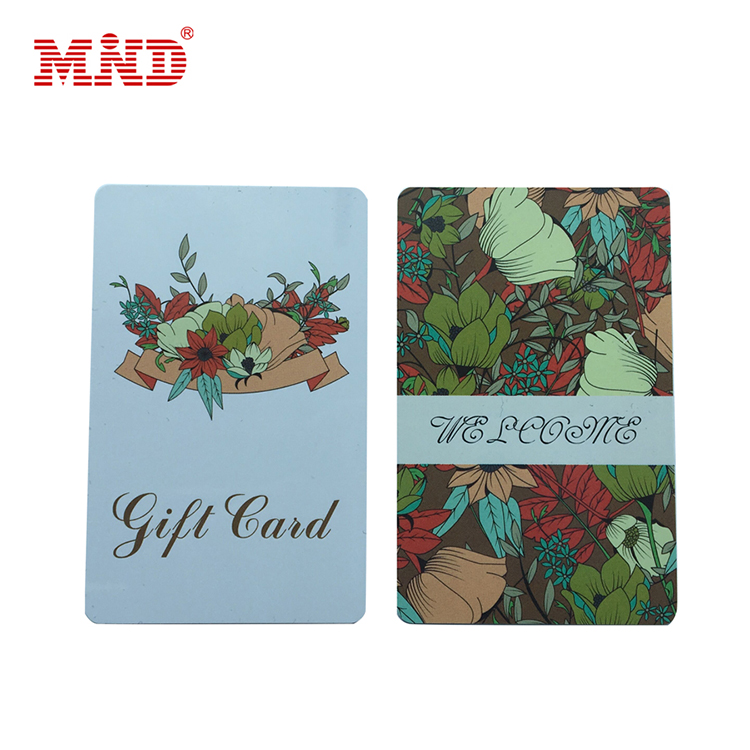 Manufactur standard Plain Cards - Gift card – Mind