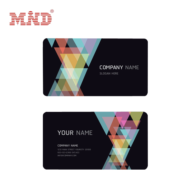 Wholesale Price China Nfc Fitness Card - Membership/Business card – Mind