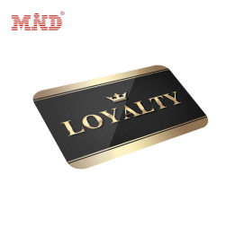 Professional Design Rfid Playing Cards - Loyalty card – Mind