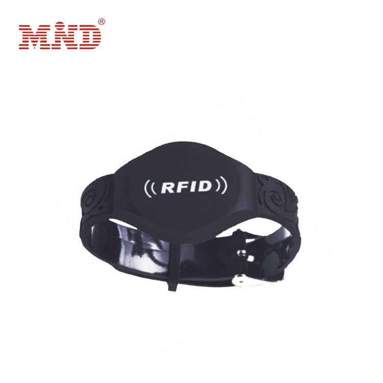 Bottom price Rfid Button Tag - RFID Silicone wristband – Mind