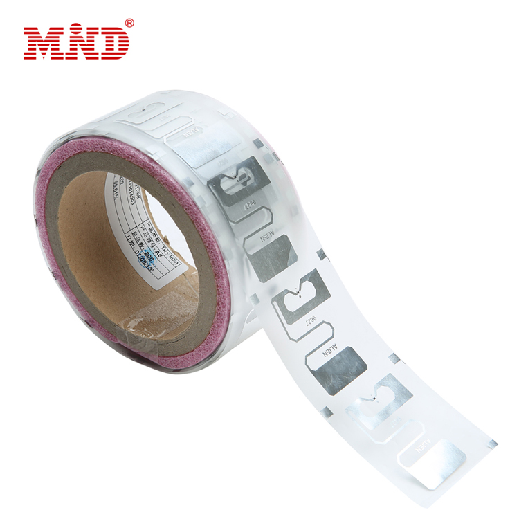 Big Discount Uhf Rfid Wristband - RFID Dry Inlay – Mind
