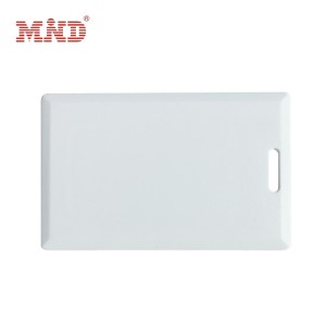 Professional China Smart Card Key - RFID clawshell card – Mind