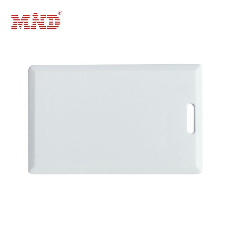 Wholesale Dual Interface Smart Card - RFID clawshell card – Mind