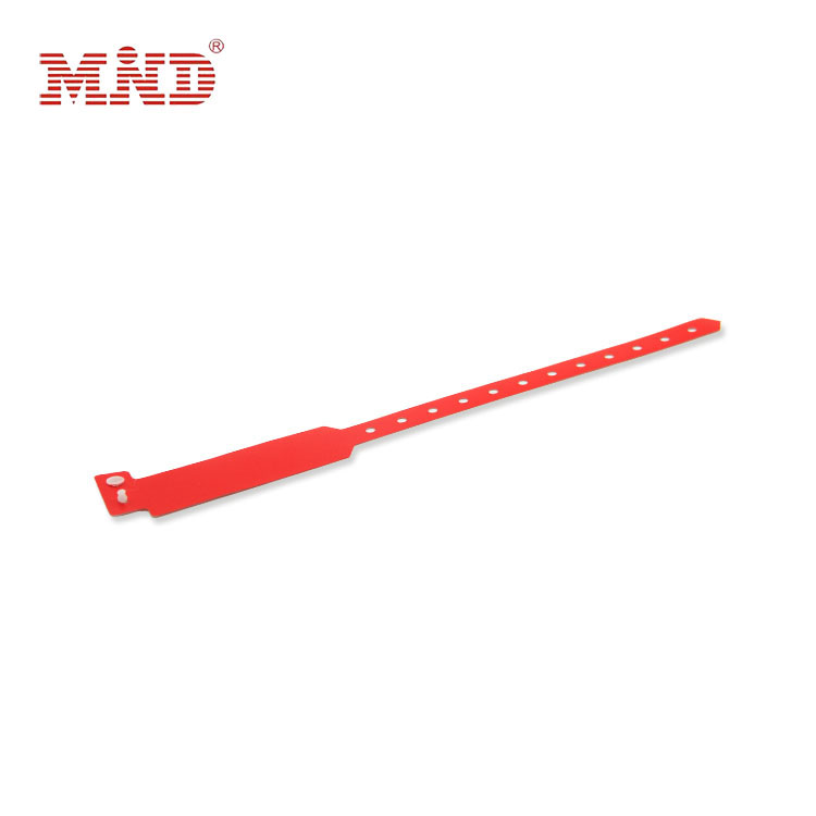 professional factory for Active Uhf Rfid Tag - RFID paper wristband – Mind