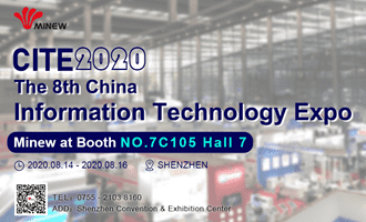 Minew will see you at The 8th China Information Technology Expo(CITE 2020)!