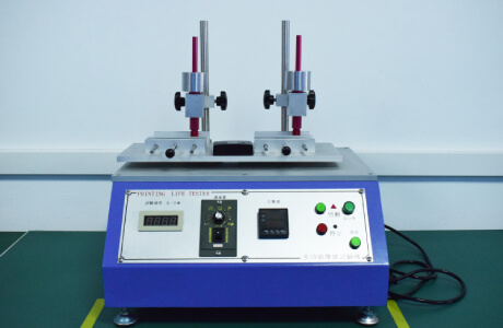 Machine d'abrasion de friction Test