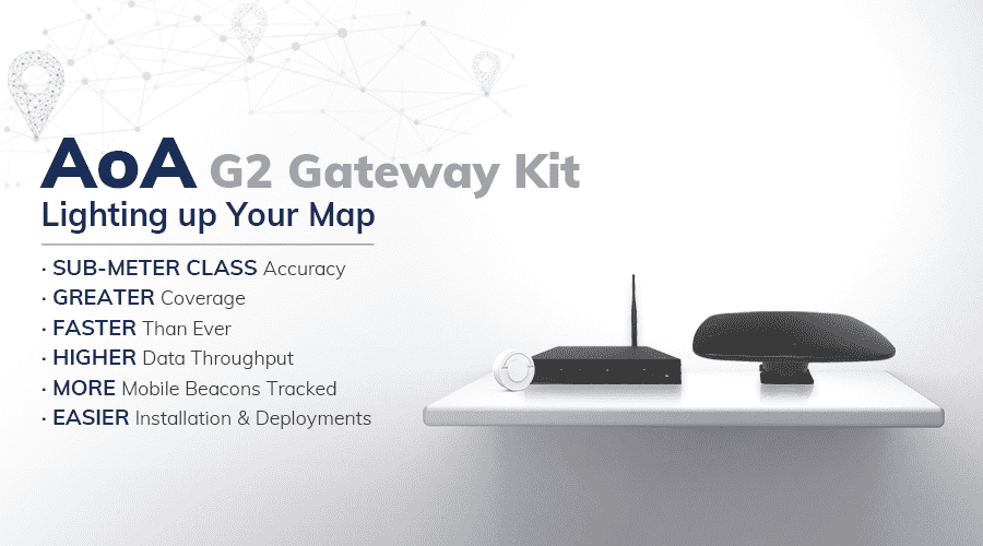 Achieving Sub-Meter Location Accuracy with AoA G2 Gateway Kit