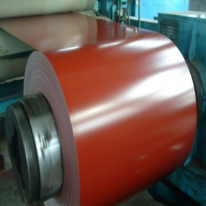 Ppgi Coil Color Coated Steel Coil Galvanized Steel Coil Z275