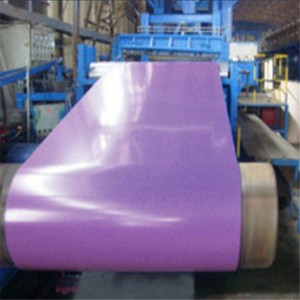 Colored Galvanized Steel sheet Dx51d Z100