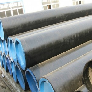Hs Code Carbon Seamless Steel Pipe  API 5L PSL 1